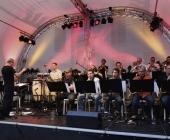 jazz& Blues im hof, big band, liechtenstein, llb, liechtensteinische landesbank, vaduz © elma korac